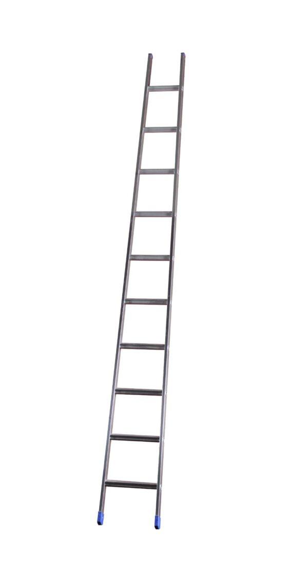 Scala singola conica 10 pioli altezza 3 metri uso agricolo Marchetti Agril 10