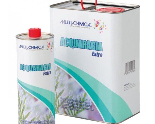 Acquaragia Extra denaturata alto potere solvente per smalti Multichimica - vari formati