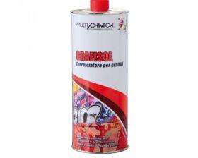 Sverniciatore per graffiti Multichimica Grafisol - 1 LT