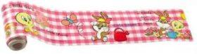 """Bordo adesivo """"Titti & Friends"""" per bambini 10.6 cm x 5 m Decorama"""