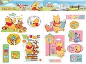 "Maxi sticker XXL da parete per bambini ""Winnie"" Decorama"