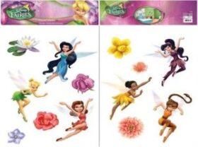 "Maxi sticker XL da parete per bambini principesse ""fairies"" 45x65 cm Decorama"