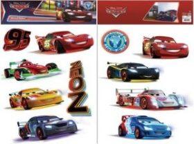"Maxi sticker XL da parete per bambini principesse ""cars"" 45x65 cm Decorama"