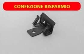 Clip per pendinatura su putrelle spessore 10 a 15 mm - kit 50 pezzi