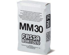 Malta cementizia per muratura Fassa Bortolo MM30