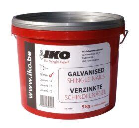 Chiodi per tegole canadesi IKO NAILS 25 mm confezione da 5 kg