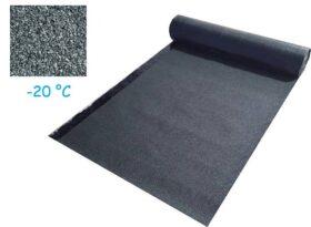 Guaina impermeabilizzante elastomerica ardesiata grigia IMPER FOCUS -20 C° mq.10