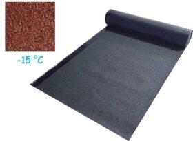 Guaina impermeabilizzante elastomerica ardesiata rossa Copernit FIBERFLEX -15 °C - 10 MQ