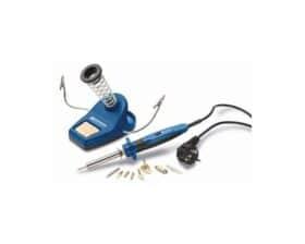 KIT pirografo professionale con 7 accessori per saldare, tagliare, incidere e decorare KEMPER
