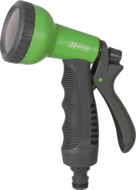 Pistola con getto a doccia bi - materiale plastica rivestimento soft touch Ribimex