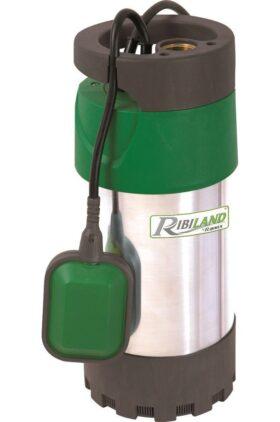 Pompa 3 turbine per pozzo / acque chiare Ribimex