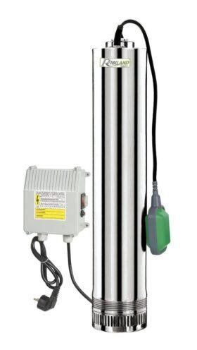 Pompa per pozzo / acque chiare 4 turbine 18 m Ribimex