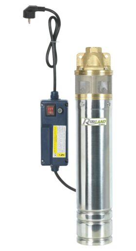 Pompa grande profondità 1 turbina ottone