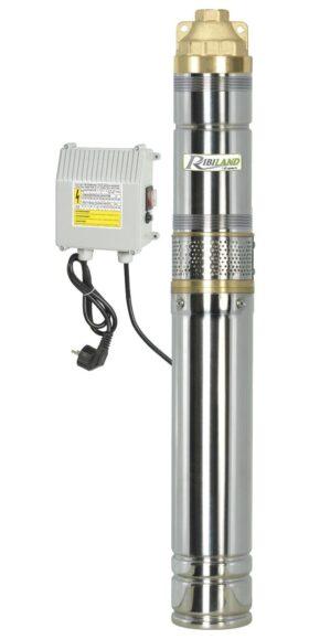 Pompa grande profondità a vite 30 m Ribimex