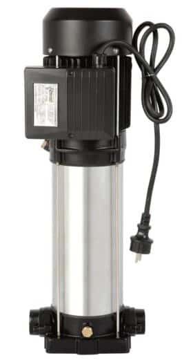 Pompa di superficie autoadescante verticale 10 turbine 2700 W Ribimex GAMMA PRO