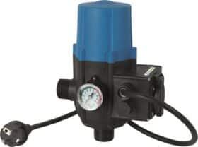 Centralina automatica per pompe con manometro e start / stop Ribimex AcquaControl Pro
