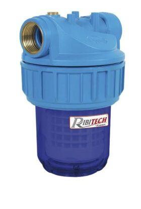 """Filtro per acqua con cartuccia lavabile 1 """" Ribimex"""