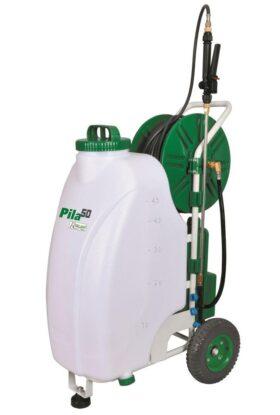 Nebulizzatore elettrico a batteria su ruote 50 litri Ribimex Pila 50