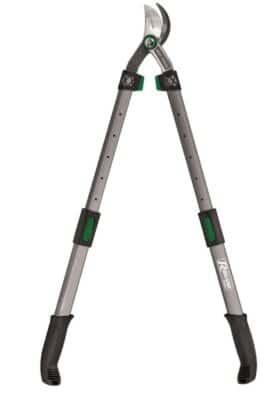 Troncarami in acciaio forgiato con manici telescopici fino a 90 cm Ribimex Serie PRO
