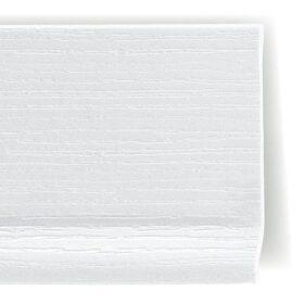 Battiscopa in pvc goffrato 70 x 7 x 2 mm lunghezza 2 m - CONF. 200 m - vari colori