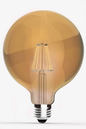 Lampadina Maxisfera vintage led filament 6.5 W