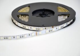 Strip led rgb 5050 24v ip20 - 14.4 W/mt