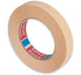 Nastro adesivo in carta per mascheratura di bordi curvi Tesa