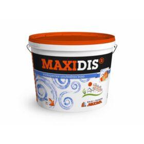 Pittura per interni lavabile traspirante colore bianco a base di leganti acrilici Maxima MAXIDIS