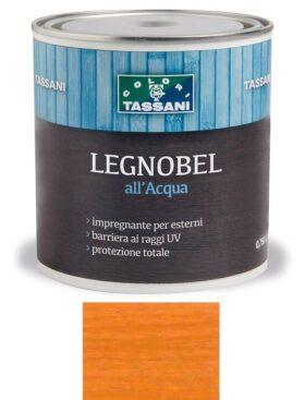 Impregnante per legno ad acqua per esterni ed interni Tassani LEGNOBEL - ABETE ROSSO
