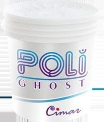Guaina liquida siliconica trasparente per ceramica e piastrelle POLIGHOST