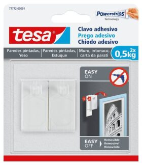 Chiodo adesivo per carta da parati ed intonaco fino a 0,5 KG Tesa