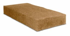 Pannello in fibra di legno 135x60 cm - SPESSORE 4 cm - STEICO THERM