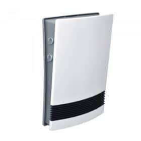 """Stufetta elettrica termoventilatore portatile o a parete 3 modalità copertura 20 mq """"LITHO"""""""