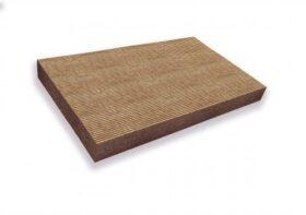 Pannelli lana di roccia knauf densità 60 kg/m3 senza rivestimento per pareti