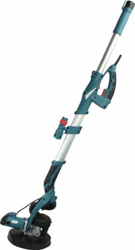 Levigatrice orbitale per muri e soffitti elettrica 800w autopulente pieghevole con led sul manico dino power DP-3000-2