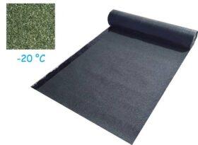 Guaina impermeabilizzante elastomerica ardesiata verde IMPER FOCUS -20 C° mq.10