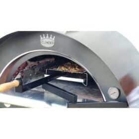 Accessorio multicooking per forno a legna Clementi
