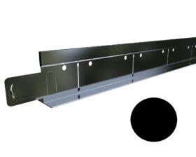 profilo t120 in acciaio nero