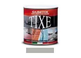 Vernice per piscina al clorocaucciù Tixe Gumtix grigio 2500 ml