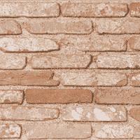 Pannello decorativo parete 3d finitura in mattone faccia a vista 91x52 cm Dogi 2.0